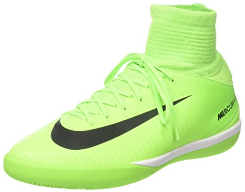 93aa1ef329 Nike Mercurialx Proximo II IC, Zapatillas de fútbol Sala Unisex Niños:  Amazon.es: Zapatos y complementos