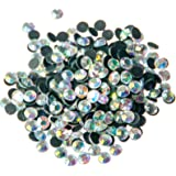 Pack of 500 x AA Grade Crystal AB Hotfix Rhinestone Diamante Gems Size SS10 (2.8-3mm)