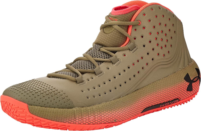 Under Armour HOVR Havoc 2, Zapatos de Baloncesto para Hombre