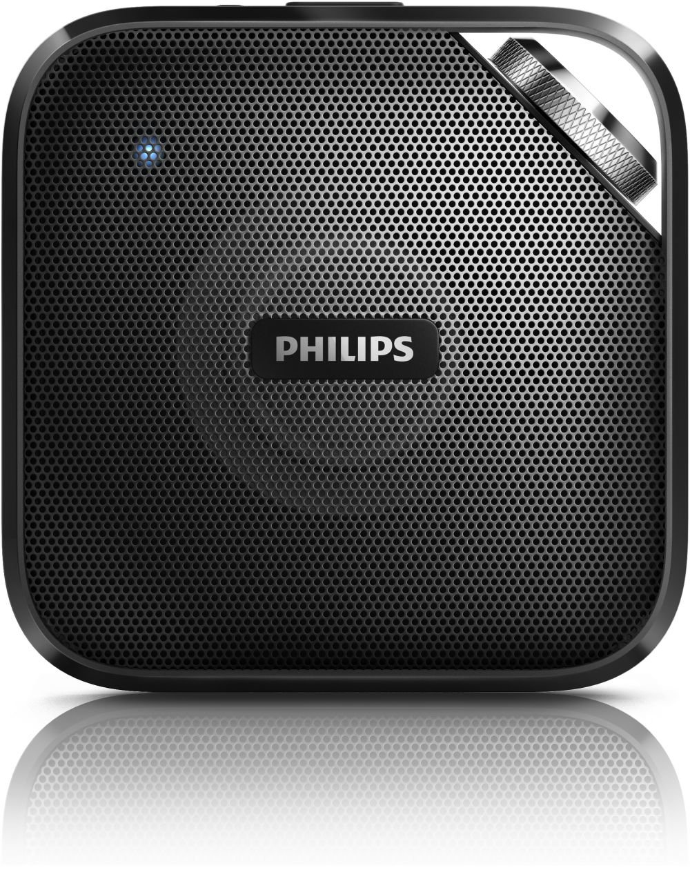 Philips Bt2500b/37 Compact Wireless Portable Bluetooth...