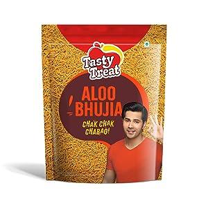 Tasty Treat Namkeen Aloo Bhujia, 1 kg