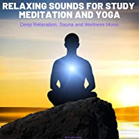 Relaxing Sounds for Study, Meditation and Yoga: Deep Relaxation, Sauna and Wellness Music