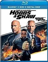 Fast & Furious Presents: Hobbs & Shaw  [Blu-ray + DVD + Digital] (Bilingual) (Sous-titres français)