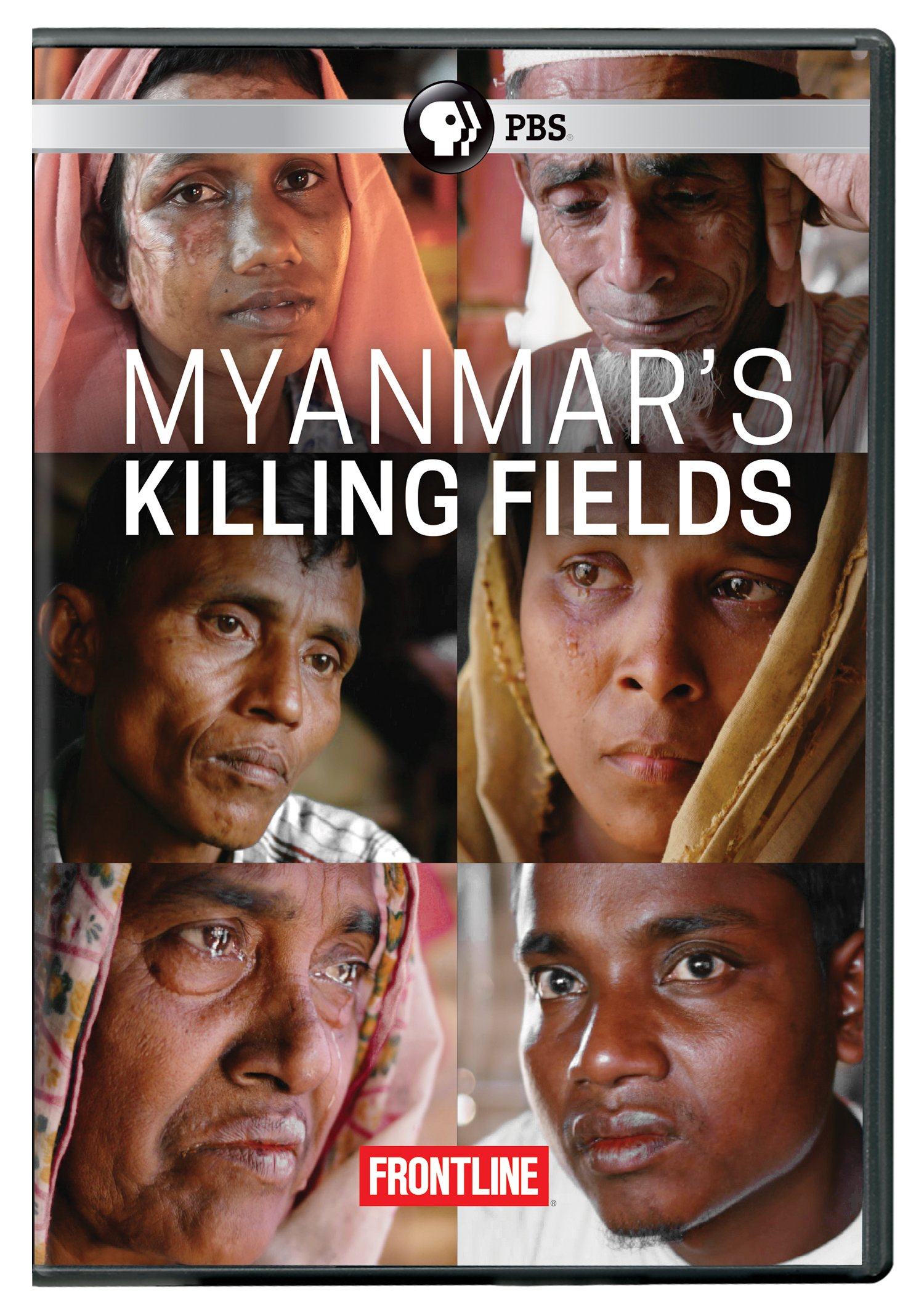 DVD : Frontline: Myanmar's Killing Fields (DVD)