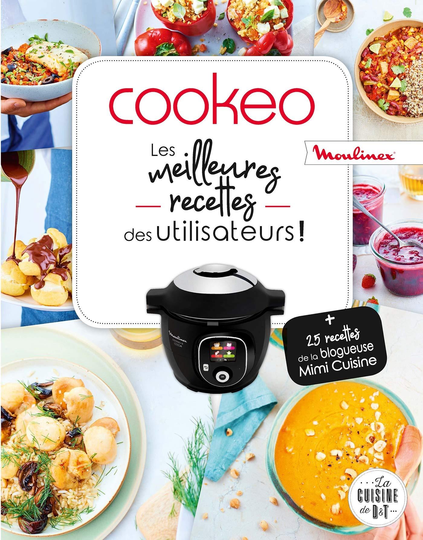 Cookeo   Les meilleures recettes des utilisateurs  Amazon.de ...