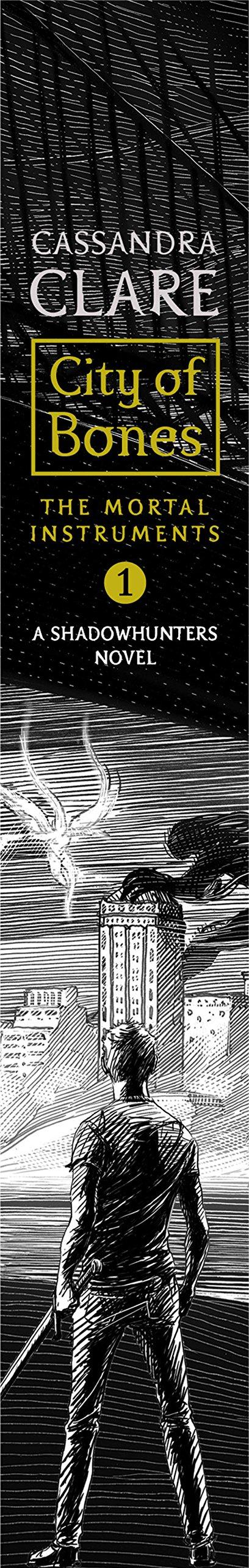 Pdf novel terjemahan bones city of