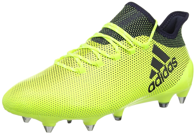 Adidas Herren X 17.1 Sg Fußballschuhe, gelb, 46 EU