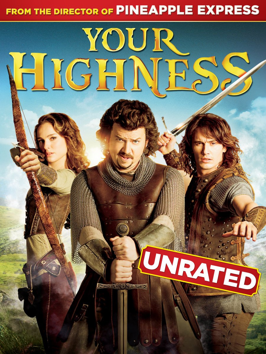 Amazon.com: Your Highness (Unrated): Danny McBride, James ...