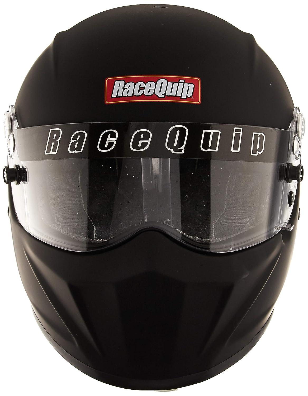 Snell SA-2015 Rated RaceQuip 283117 Gloss White XX-Large VESTA15 Full Face Helmet