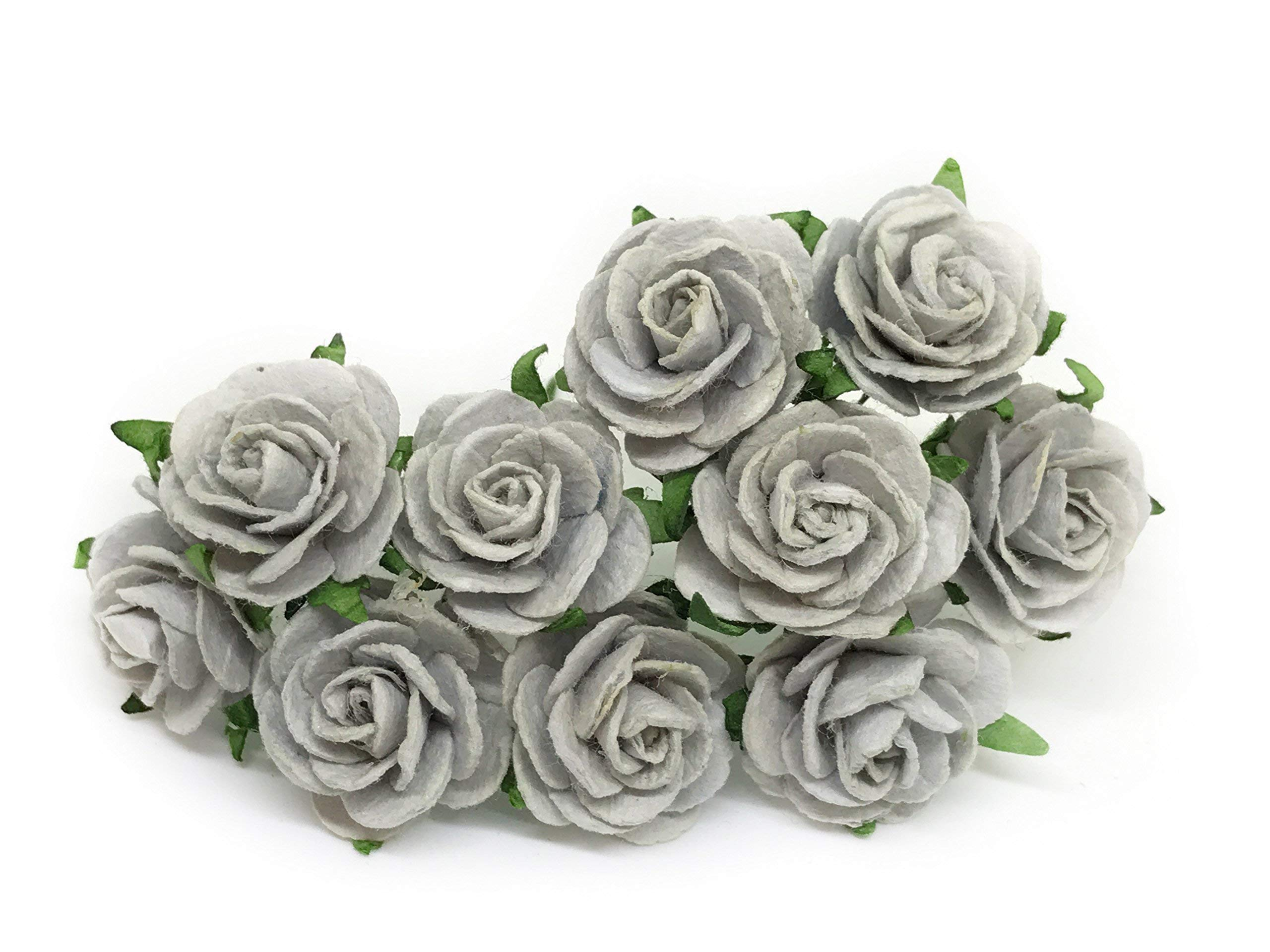 1-Grey-Paper-Flowers-Paper-Rose-Artificial-Flowers-Fake-Flowers-Artificial-Roses-Paper-Craft-Flowers-Paper-Rose-Flower-Mulberry-Paper-Flowers-20-Pieces