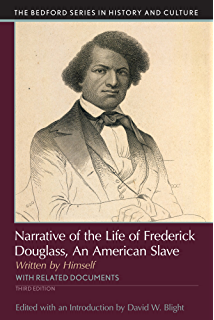 Amazon liberty equality power a history of the american narrative of the life of frederick douglass the bedford series in history and culture fandeluxe Gallery