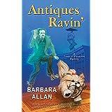 Antiques Ravin' (A Trash 'n' Treasures Mystery)
