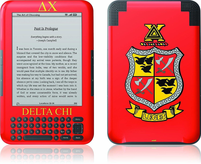 Amazon com: Skinit Kindle Skin (Fits Kindle Keyboard), Delta