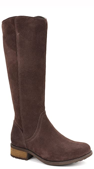 52191865734 Amazon.com | UGG Women's Seldon Stout Suede Boot | Shoes