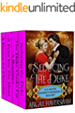 Seducing the Duke: A 4-Book Regency Romance Box Set (Regency Romance)