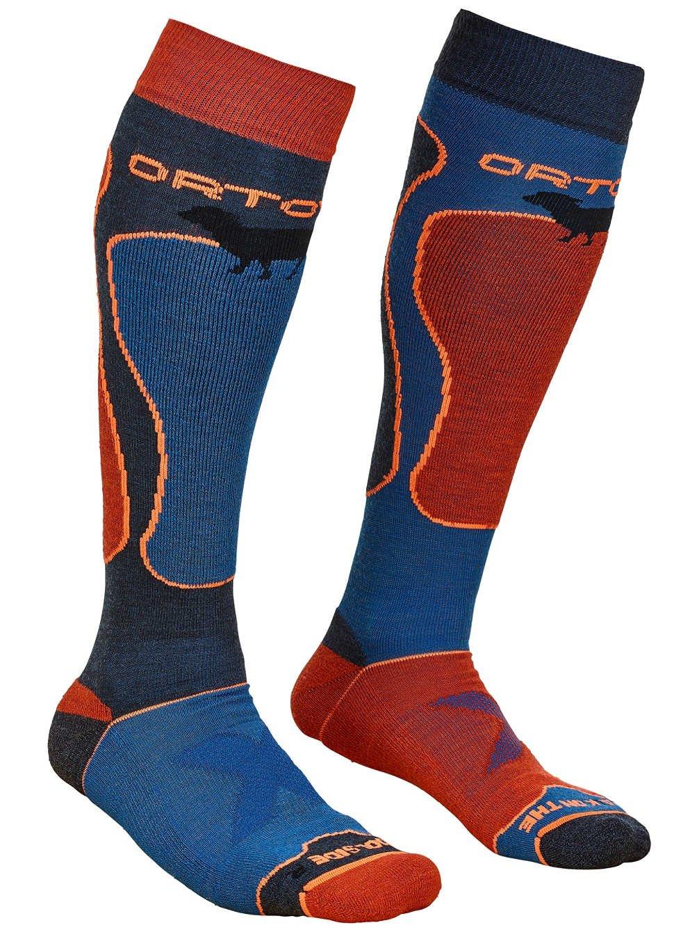 Ortovox Herren Ski Rock 'N' Wool Socken