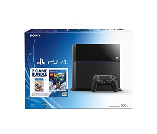 Sony PlayStation 4 Negro 500 GB Wifi - Videoconsolas ...