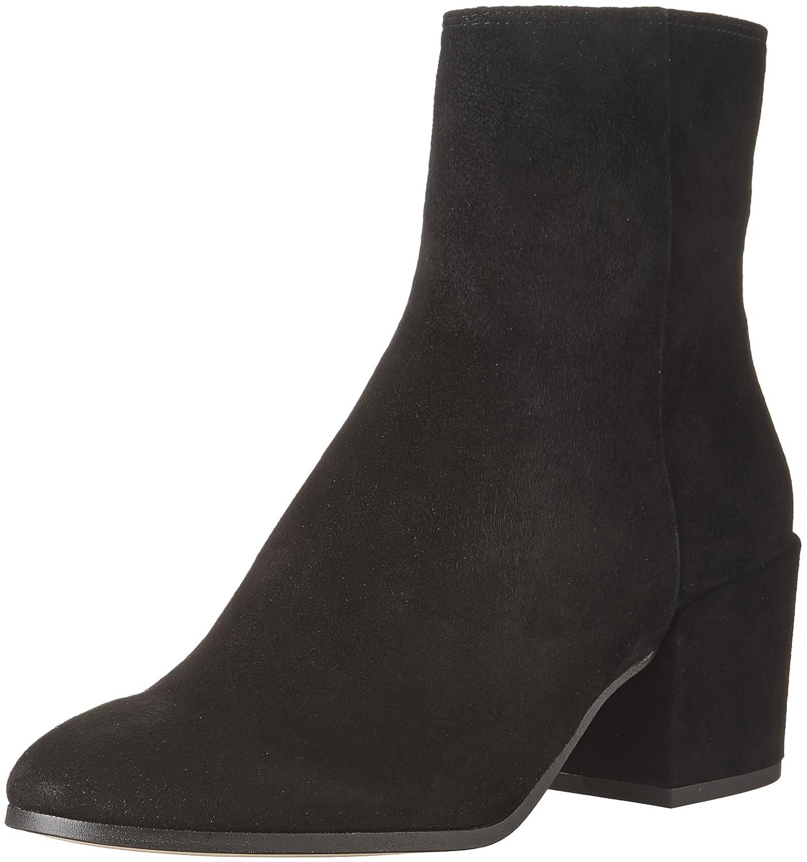 Dolce Vita Women's 9.5 Maude Ankle Boot B071JNCCHB 9.5 Women's B(M) US|Onyx Suede e0fd38