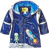 Kidorable Boys' Little Space Hero All Weather Waterproof Coat