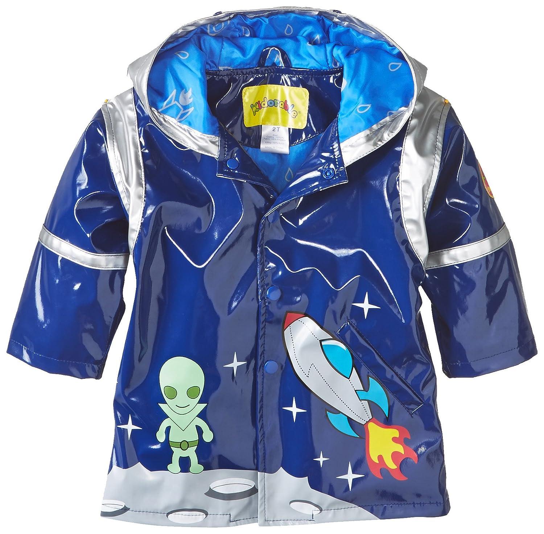 KIDORABLE boys Little Space Hero All Weather Waterproof Coat 397188