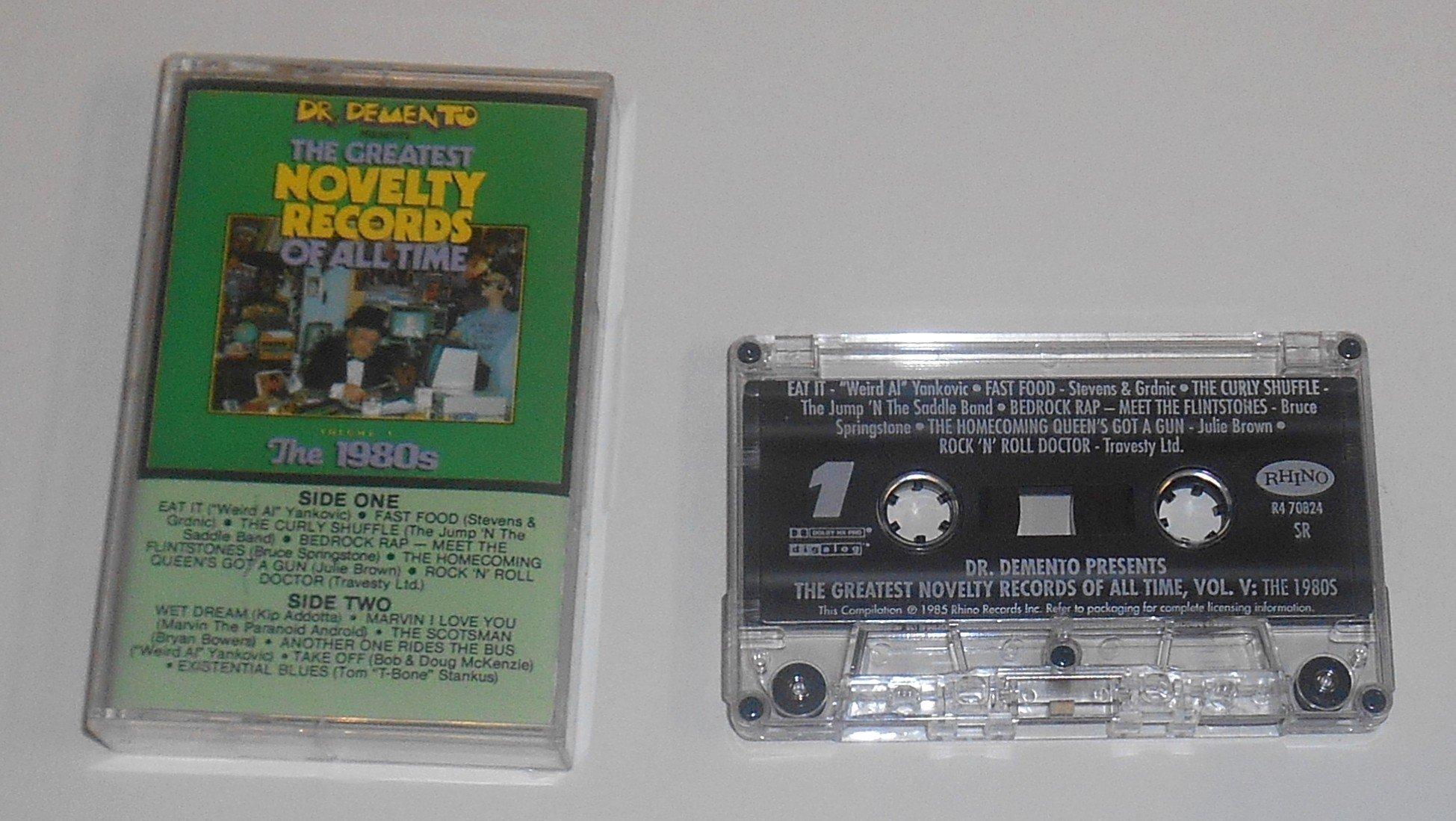 Greatest Novelty Records Vol 05-1980