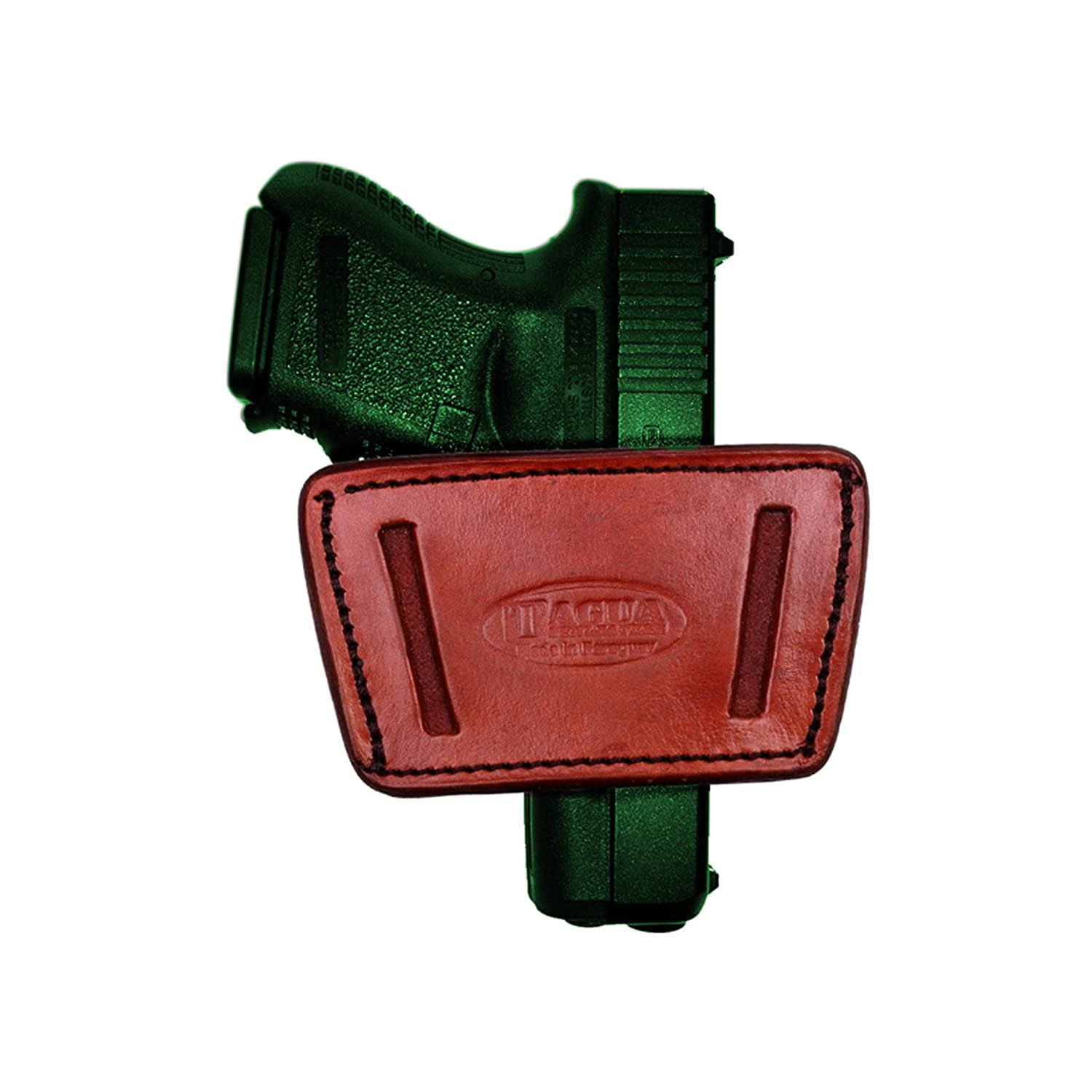 Tagua Gunleather IWH Leather Inside The Waist Tactical Holster
