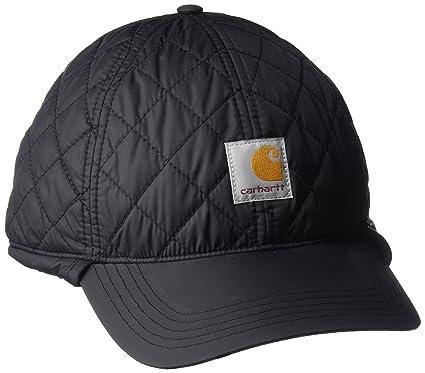 Amazon.com  Carhartt Men s Gilliam Quilted Cap 86ffb5f030c