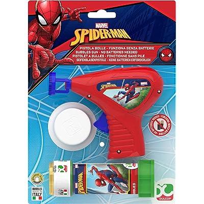 Marvel DULCOP Bolle DI SAPONE - PISTO: Toys & Games