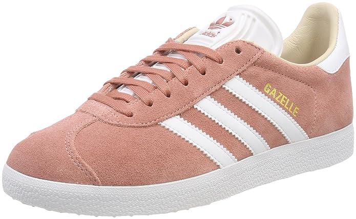adidas Damen Gazelle Fitnessschuhe Sneaker Pink Rosa Roscen