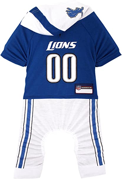 Detroit Lions Football Baby Bodysuit Cute New Gift Choose Size /& Color