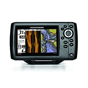 ​Humminbird 409640-1 HELIX 5 SI Fish Finder