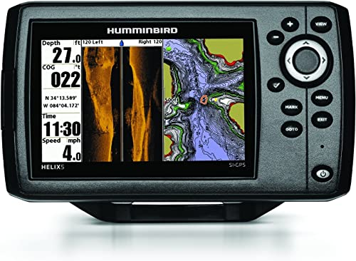 Humminbird Helix 5SI Fish Finder