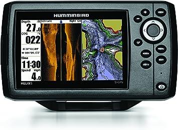 Humminbird Helix 5 SI GPSPlotter/Sonda: Amazon.es: Electrónica