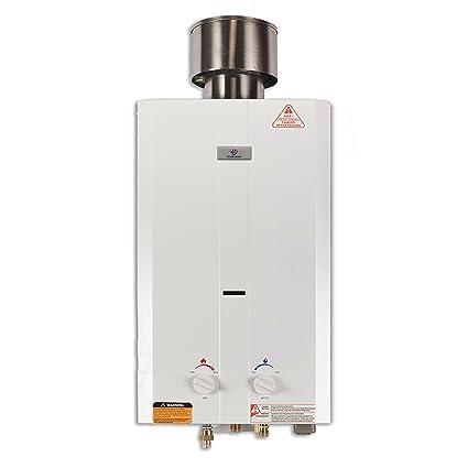 Eccotemp L10 portátil al aire libre calentador calentador de agua