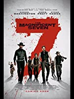 The Magnificent Seven Trailer [OV]