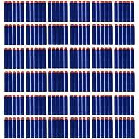 100 Nerf Bullets Darts Soft Tip for Elite N-Strike Refill for Kid Toy Gun
