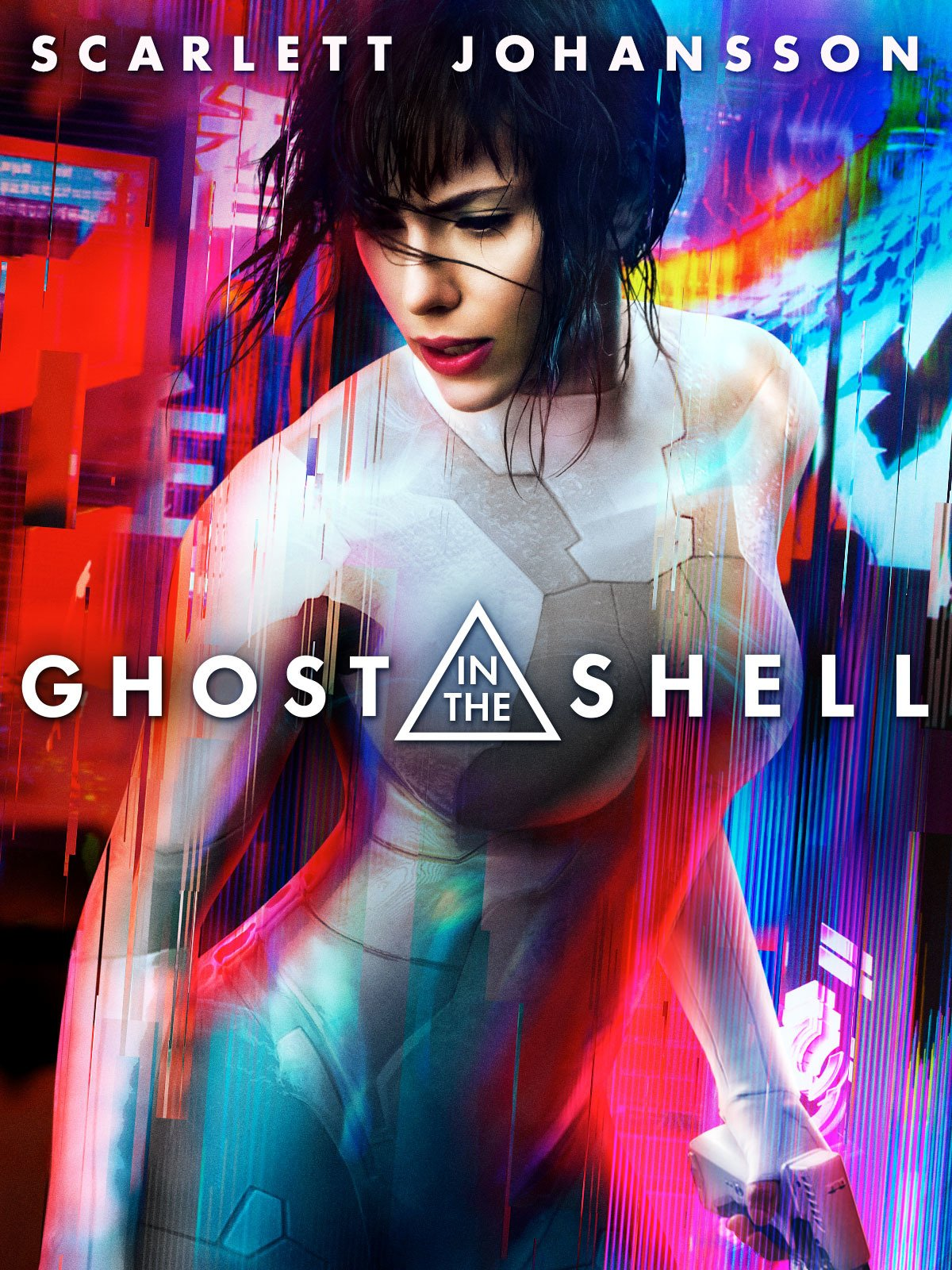 Ghost in the Shell (2017) by