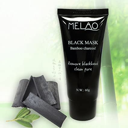 Máscara Negra Black Mask Mascarilla Exfoliante Facial Carbon Activo Peel Off Mascara Limpidora contra Puntos Negros