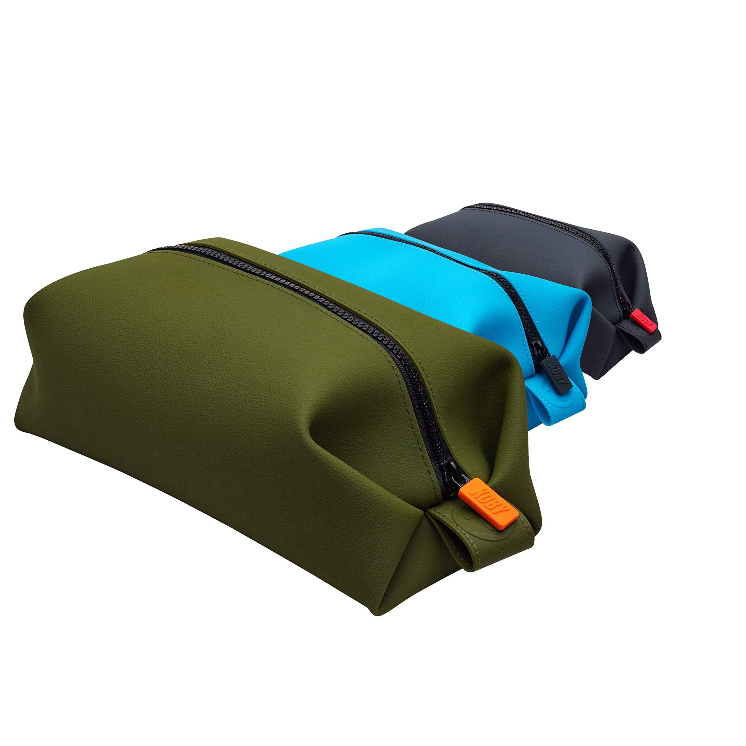 cd887aa9654b Amazon.com  Tooletries - The Koby Bag (Charcoal)