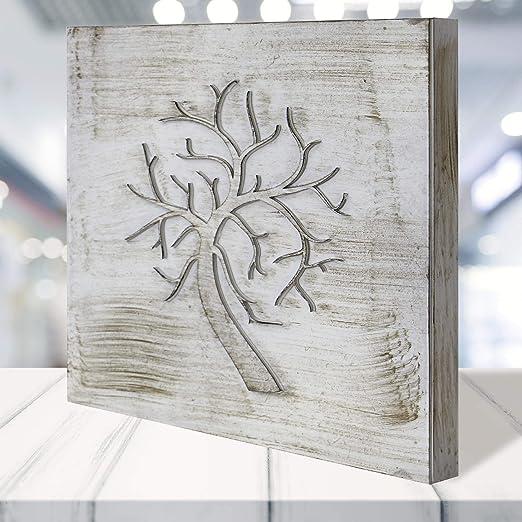 Cuadro Mandala de Pared - árbol de la Vida Calada, Fabricada ...