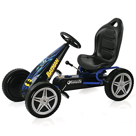 Hauck - Kart para niños Batman (T90530)
