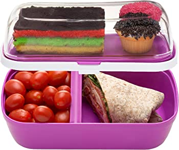 Leakproof Bento Lunch Box with Lid