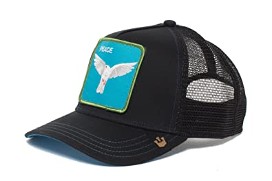Amazon.com  Goorin Bros. Animal Farm  Peace Keeper  Dove Snapback ... 82fd7b6ba93