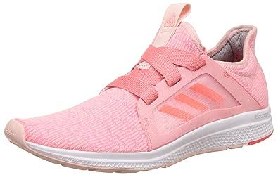 pretty nice ecda9 3a66e Adidas Edge Lux W, Chaussures de Running Entrainement Femme, Rose-Rosa  (Rosvap