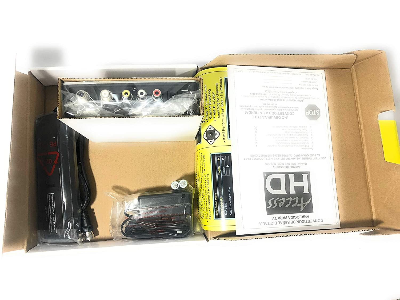 Access HD TV Converter Model DTA1020A D: Digital To Analog Converters: Amazon.com: Industrial & Scientific