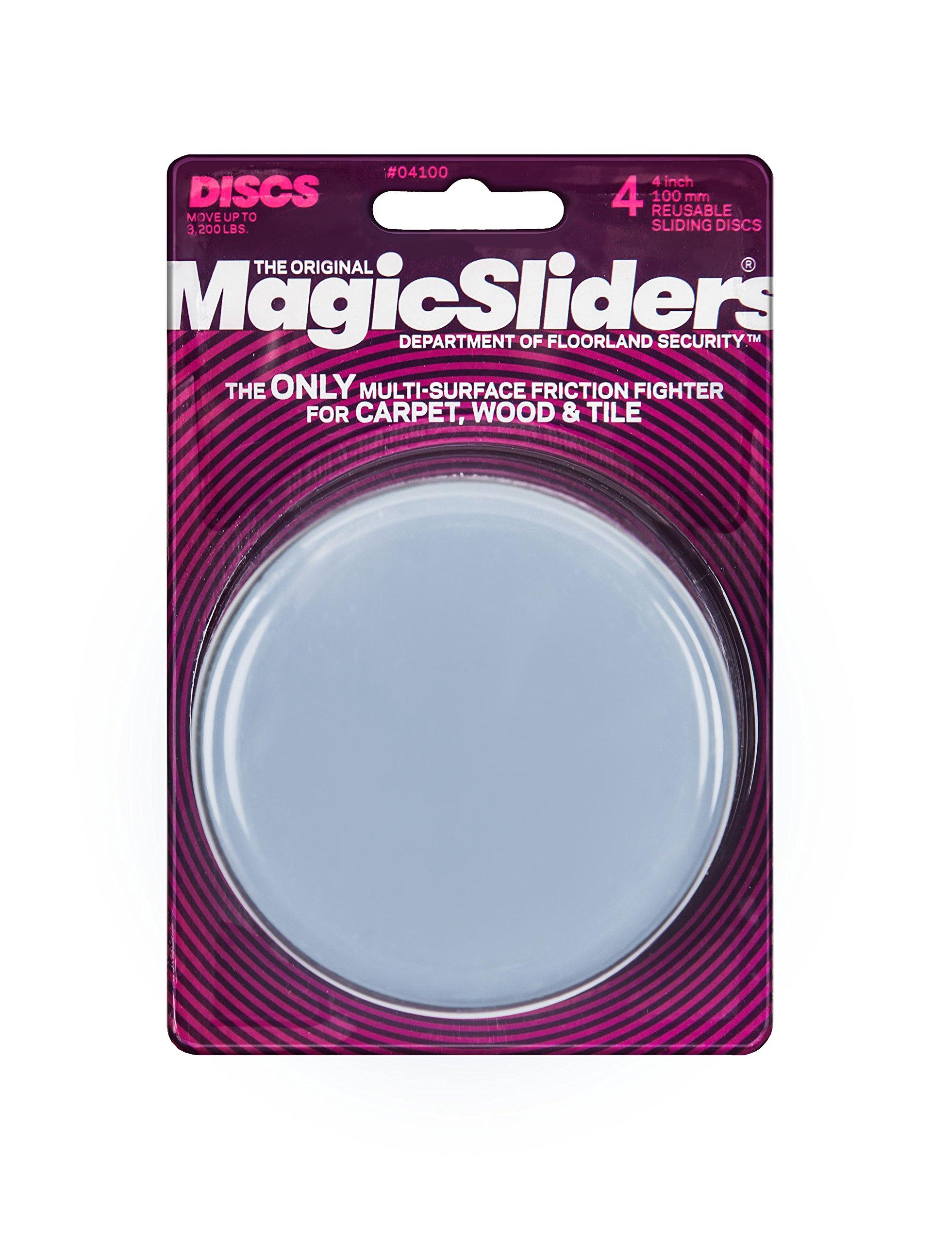 Magic Sliders Floor Slide