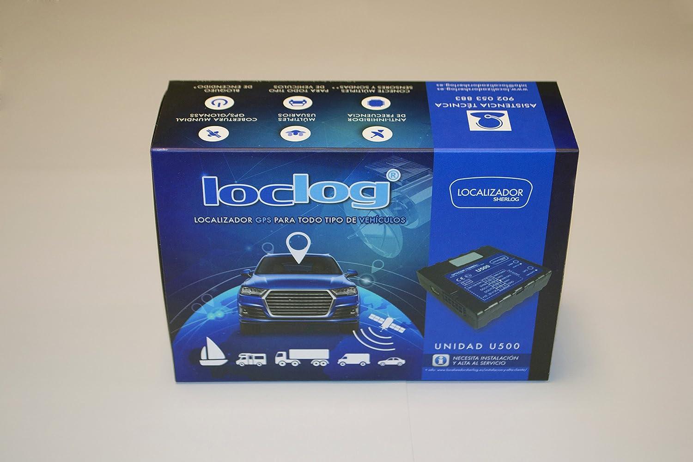 LOCALIZADOR GPS/GLONASS U500 SHERLOG
