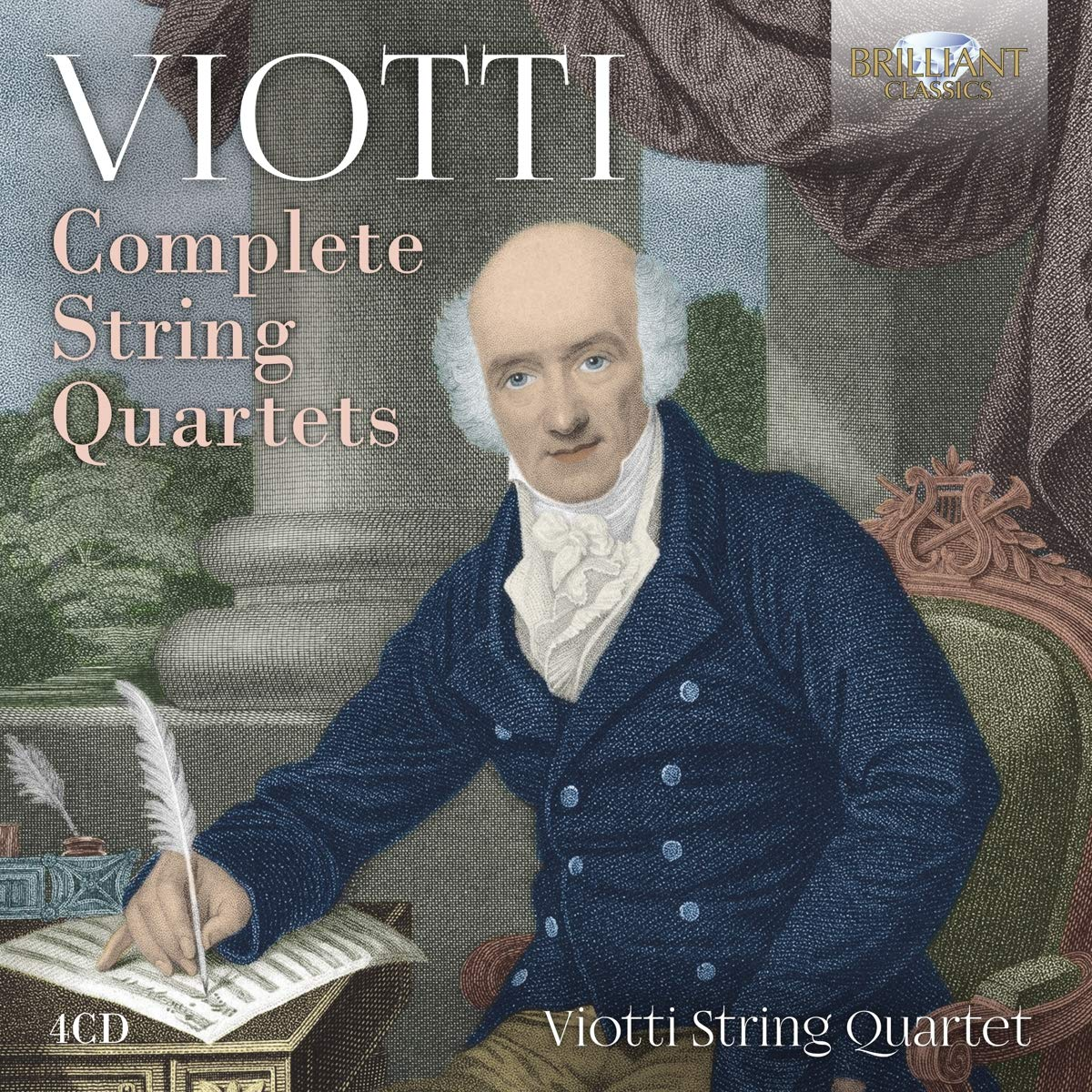 VIOTTI STRING QUARTET - Complete String Quartets - Amazon.com Music