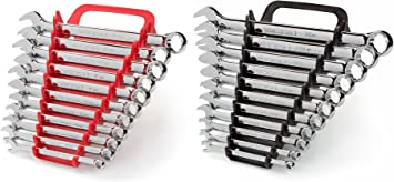 1-Inch TEKTON Combination Wrench Set with Store and Go Keeper 1//4-Inch 15-Piece Inch 18772
