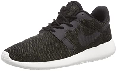 best website 444a2 20057 Nike Roshe Run 705217-300, Damen Low-Top Sneaker, Grün (Faded